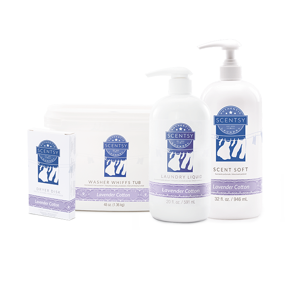 scentsy laundry soap, washer whiffs, dryer disks